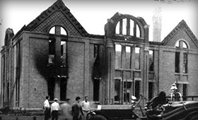 1929 – A New Chemistry Building for UT Starts Construction.